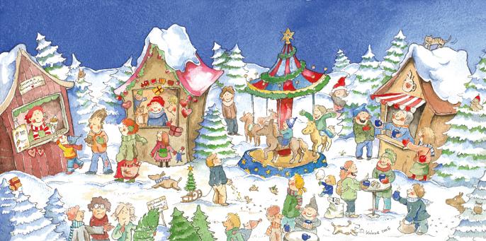 winterzauber der weihnachtsmarkt in simplondorf collection. Black Bedroom Furniture Sets. Home Design Ideas